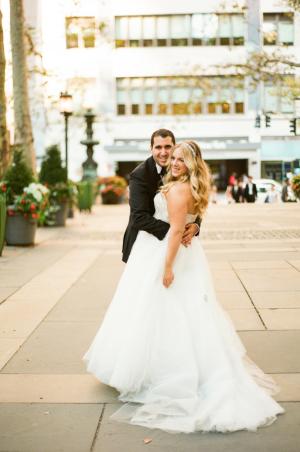 NYC Wedding Waldorf Astoria Lindsay Madden 8