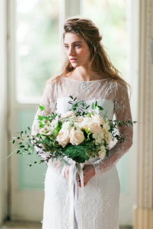 Pale Ivory Bouquet