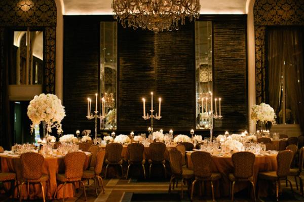 Reception at the Waldorf