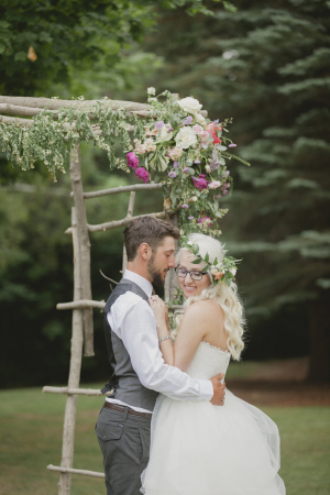 Romantic Roseville Ontario Wedding 11
