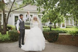 Romantic Roseville Ontario Wedding 2