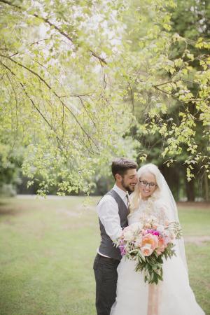 Romantic Roseville Ontario Wedding 6