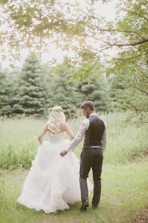 Romantic Roseville Ontario Wedding 8