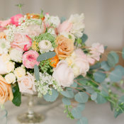 Spring Wedding Flowers 2