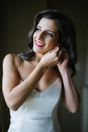 Chic and Elegant Bride