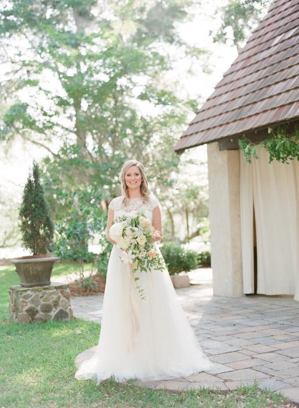 Classic Charleston Bride