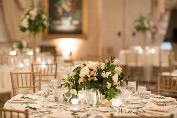 Classic Gold and Navy Wedding - Elizabeth Anne Designs: The Wedding Blog