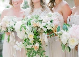 Elegant Ivory Bouquets