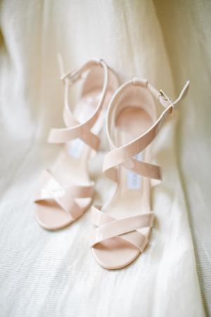 Jimmy Choo Lottie Sandal Neutral