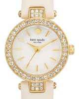 Kate Spade Tiny Metro Crystal Bezel Watch