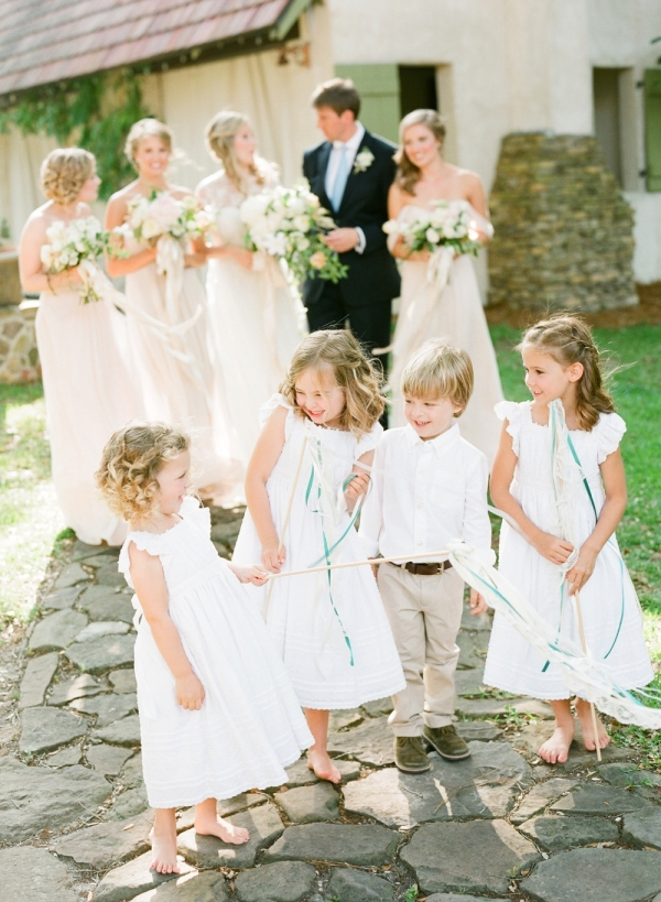 Little Ones at Wedding