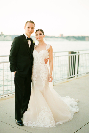 Manhattan Wedding Lighthouse at Chelsea Piers