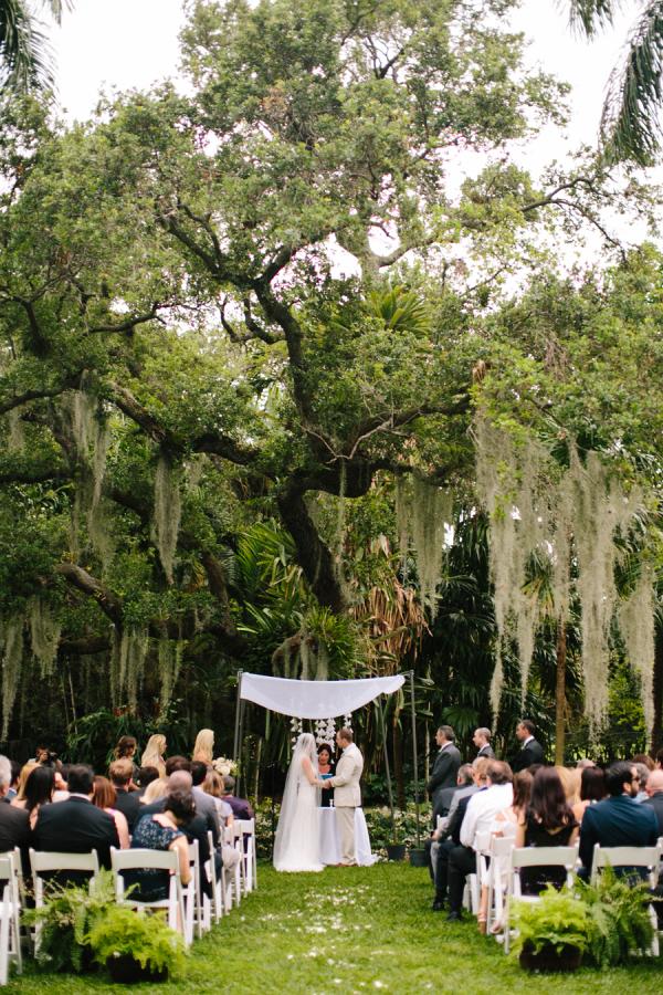 Miami Wedding The Kampong 15