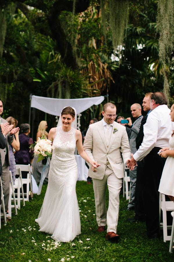 Miami Wedding The Kampong 16