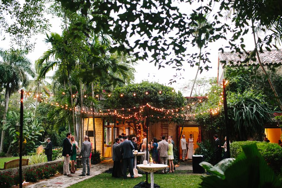 Miami Wedding The Kampong 17 Elizabeth Anne Designs The