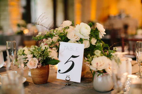 Pale Pink and Black Reception