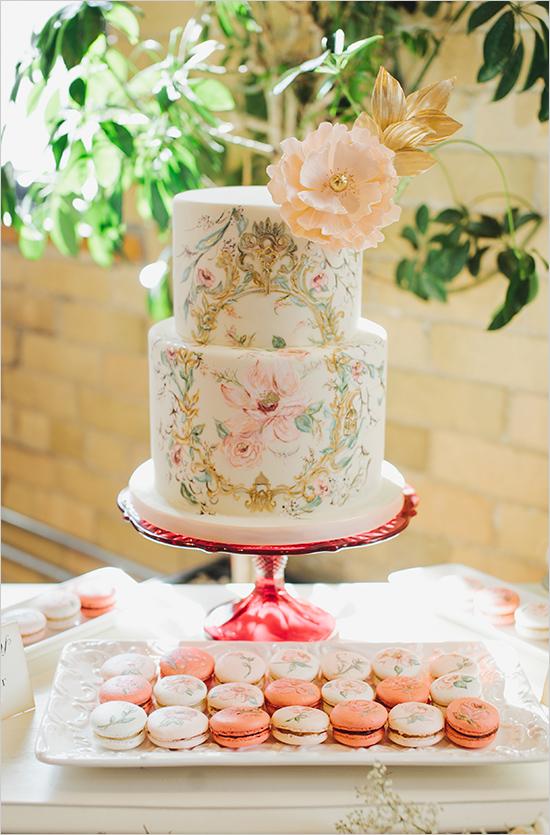 10 unique wedding cakes   elizabeth anne designs the