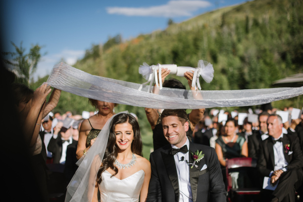 Wedding Ceremony in Park City