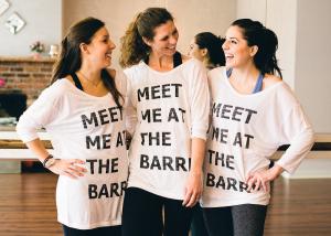 Barre Bachelorette Party