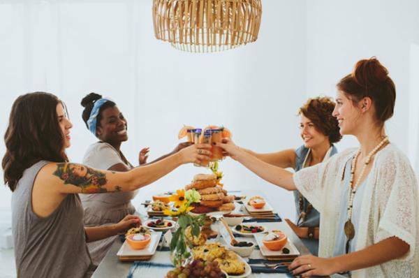 Breakfast Bachelorette Party