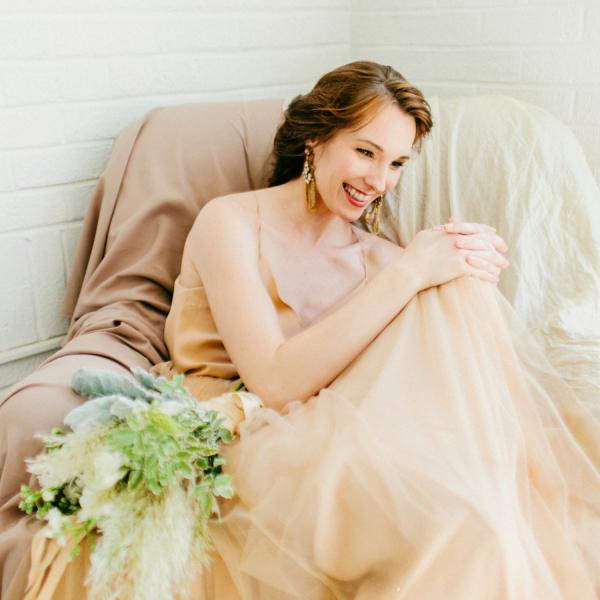 Bridal Portrait by Exquisitrie