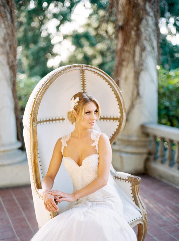 Bride in Ines Di Santo 1