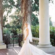 Bride in Ines Di Santo 2