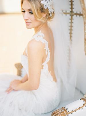 Bride in Ines Di Santo 5