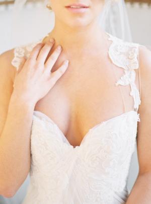 Bride in Ines Di Santo 7
