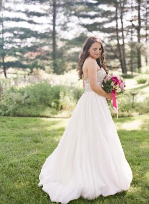 Bride in Ulla Maija