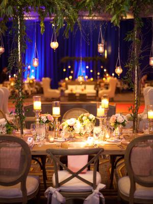 Elegant Farmhouse Chairs at Wedding