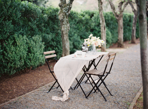 Flowing Table Linens