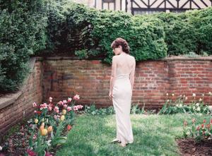 Garden Setting for Wedding