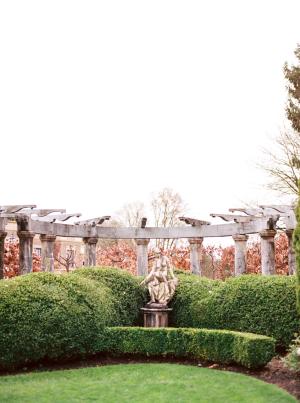 Garden at Hycroft Manor