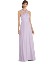 Genius Chiffon Convertible Bridesmaid Gown