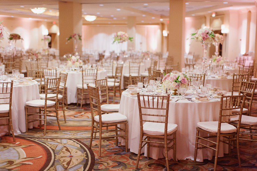 Gold pink hotel ballroom wedding elizabeth anne designs the gold pink hotel ballroom wedding elizabeth anne designs the wedding blog junglespirit Choice Image