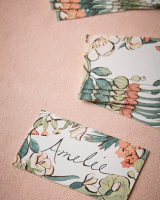 Illustrative Place Cards