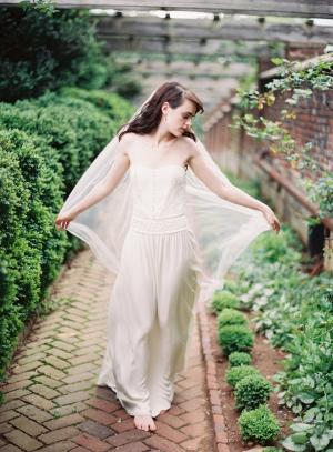 Laure de Sagazan Dress 2