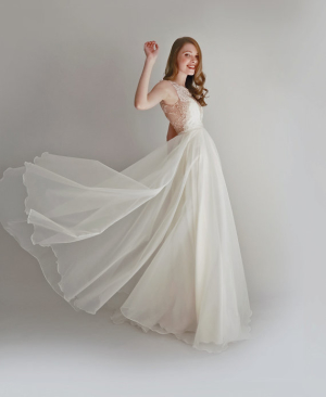 Leanne Marshall Danielle Gown