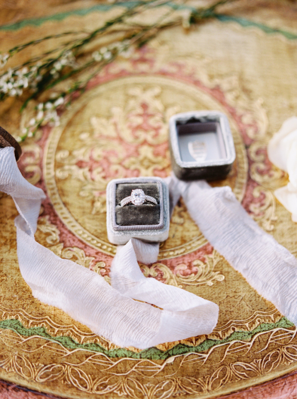 Mrs Box Ring Box