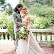 Romantic Wedding Inspiration Holeigh V Photography 1