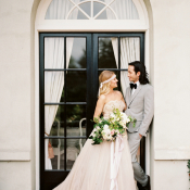 Romantic Wedding Inspiration Holeigh V Photography 3