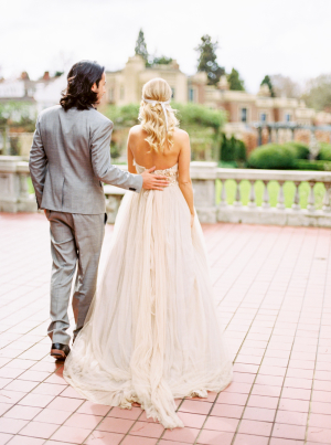 Samuelle Couture Gown