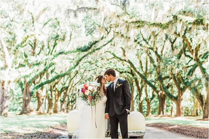 Savannah Wedding From Simply Sarah Photography