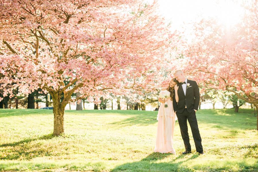 Spring Blossom Wedding Inspiration