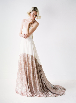 Truvelle Sierra Gown