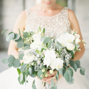 Bouquet with Eucalyptus 2