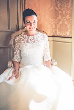 Bride in Aire Barcelona