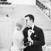 Cake Cutting Chicago Wedding