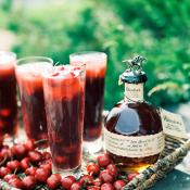 Cherries and Bourbon